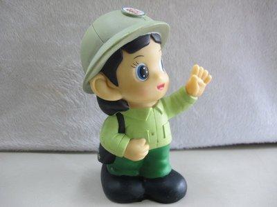 二手舖~早期中華郵政寶寶存錢筒