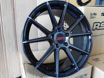 18吋(VF)RSS旋壓鋁圈+18吋輪胎~適用:MAZDA3.FOCUS.ELANTRA(完工價)非VORSTEINER