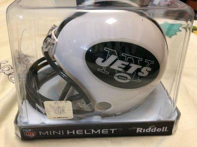 2013 Leaf NY JETS HOFer  DON MAYNARD Autograph Mini Helmet Signed Auto