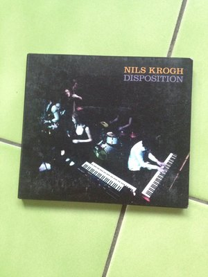 (下標即結標)(絕版)Nils Krogh-Disposition(日本版)