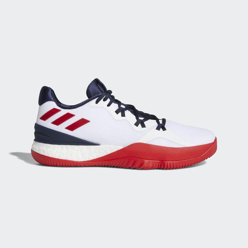 【Cool Shop】ADIDAS CRAZY LIGHT BOOST 2 AC7431白藍紅 籃球鞋 美國隊配色 哈登