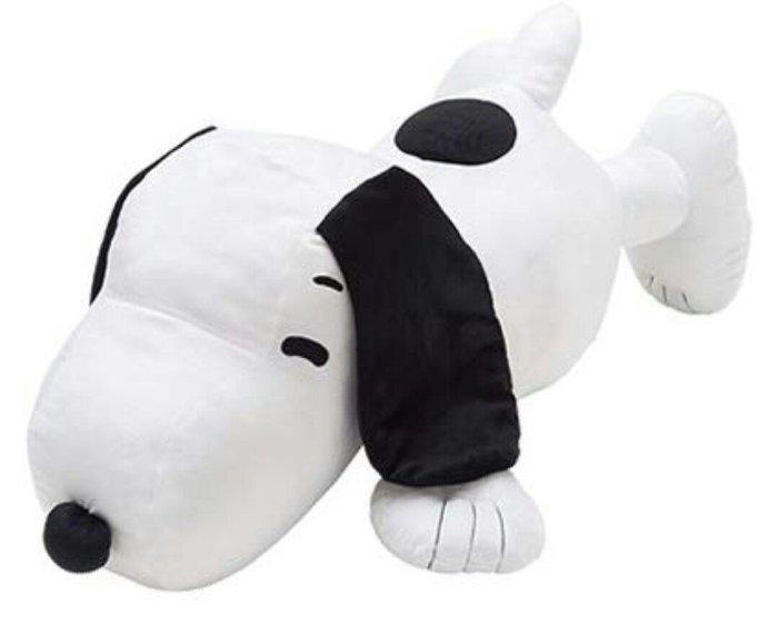 天使熊雜貨小舖~日本帶回史努比SNOOPY超大娃娃2L (90cm)全新現貨