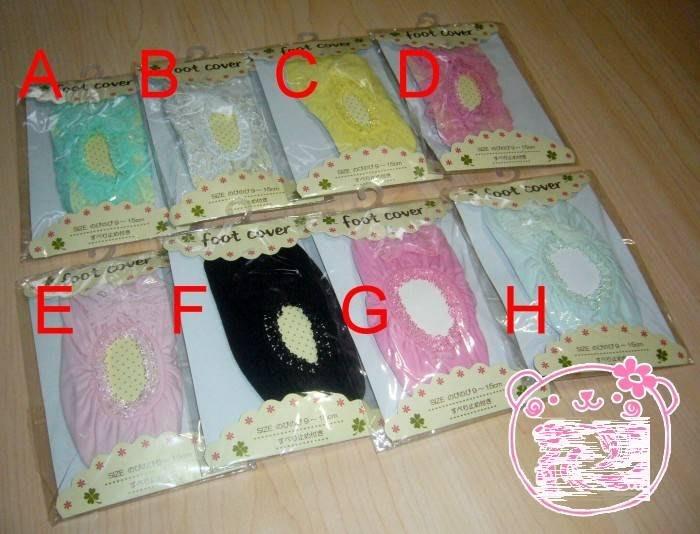 【瑜瑜小屋】女童超氣質蕾絲小襪 @ 9-15cm (X4)