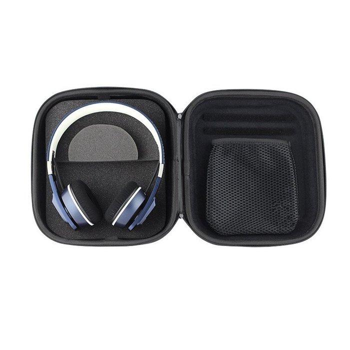森海塞爾HD25HD202II小都市人耳機包魔聲EA Sport/靈感耳機收納盒 海綿內托