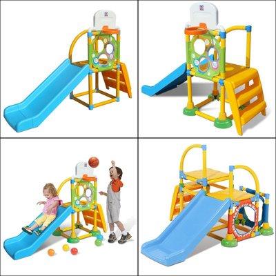 滑滑梯美國Grow'n up高思維兒童滑梯組合室內家用幼兒園滑滑梯寶寶玩具好好先生