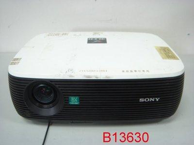 【全冠】SONY VPL-ES3 2000流明 單槍液晶投影機 放影機 放映機 缺遙控器 便宜賣(B13630)