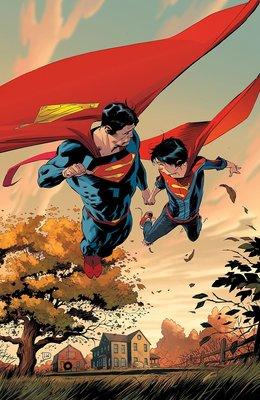 【布魯樂】《4月預購中》[美版書籍] DC超級英雄《超人》第5集:Hopes and Fears(重生系列)