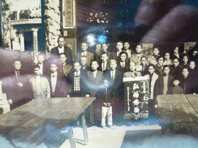 190108~弘揚佛法~團體照~相關特殊(一律免運費---只有一張)大張~老照片