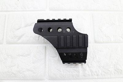 [01] iGUN MP5 鎮暴槍 專用 魚骨 ( 鏡橋 魚骨 夾具 短槍 狙擊鏡 內紅點 紅外線 紅雷射 快瞄 鏡軌