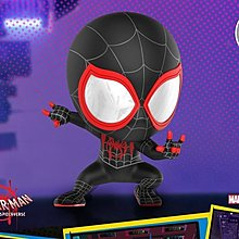 Hot Toys: ISVM Morales Cosbaby (COSB635) Hottoys Spiderman