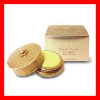 GOLD SUITE 全效潤肌亮白珍珠膏/GOLD SUITE駐顏活膚亮顏珍珠膏-原廠盒裝