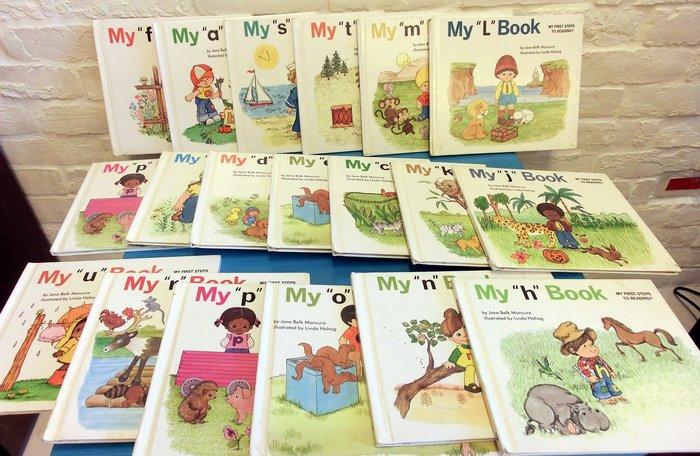 *【兒童英語繪本】*小pen~每個字母都有一本可愛相關繪本,讓小孩在不知覺中認識26個字母