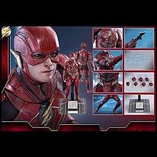 全新未開封 HOTTOYS hot toys justice league flash