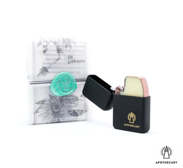 GOODFORT / The Apothecary Omni Solid Cologne 全能固態古龍水