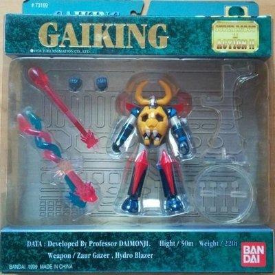 全新 Bandai Super Robot In Action 超級機器人大戰 大空魔龍 GAIKING