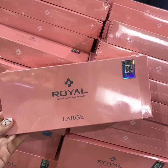 日本 Royal臍帶血引流精華液胎盤素 保濕補水提亮90片/盒 現貨