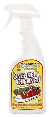 美國 Grandma's Secret 奶奶的秘密 運動鞋去漬噴霧 473ml / 16oz ☆MUSE 愛美神☆