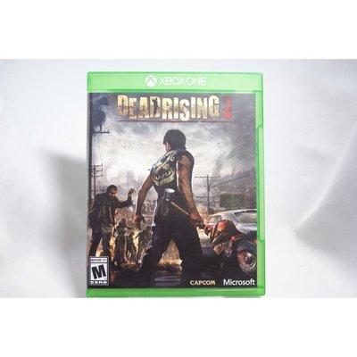 [耀西]二手 美版 XBOX ONE 死亡復甦 DEAD RISING 3 含稅附發票
