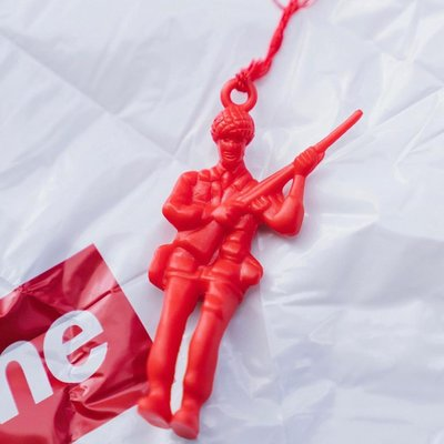 【Hills Select】 Supreme FW19 PARACHUTE TROOPER TOY 傘兵 玩具