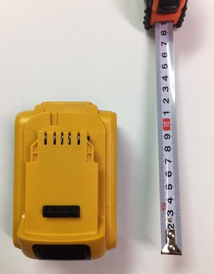 鋰電池 全新 通用 得偉 20V(18V) 3000mAh 有電量顯示 DCB200 DCB204 DCB205