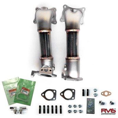 =1號倉庫= RV6 PCD 頭段 當派 觸媒直通 08-12 Accord V6 J35 (3.5L)
