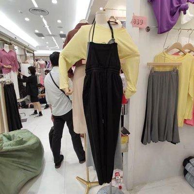 :Bumpy: 韓國進口連身長褲,一色