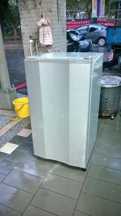 TATUNG 大同單門冰箱(100/105公升)/小冰箱/外觀佳/套房最愛