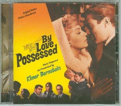 """By Love Possessed""- Elmer Bernstein(76),全新美版"