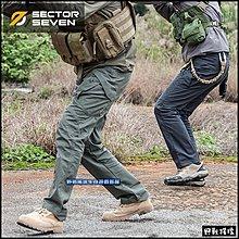【野戰搖滾-生存遊戲】SECTOR SEVEN IX9c諜影特勤戰術長褲【黑色、卡其色、碳灰色、綠色】工作褲迷彩褲勤務褲