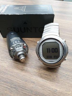 潛水電腦錶 Suunto D9tx + 發射器 像極了愛情