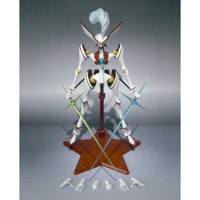 ROBOT魂 088 颯爽登場 銀河美少年!閃亮的塔柯特 拓人 綺羅星 驅星者 TAUBARN