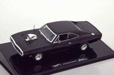 【MASH】[絕版品特價] Hot Wheels Elite 1/43 Dodge Charger R/T 玩命關頭