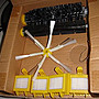 iRobot Roomba 700系列(毛刷橡膠邊刷各一支...