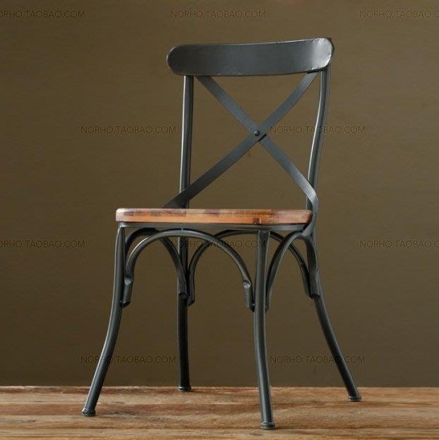 【工業復古】鐵製吧台椅 工業風 loft 攝影道具 餐椅 鐵桶 鐵圓桶 仿古 美式復古 酒吧 IKEA 吧台椅 餐椅