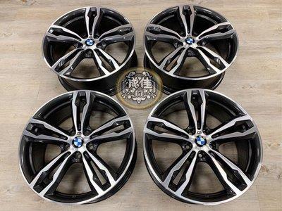 BMW X1 X2 正原廠 572M 19吋鋁圈