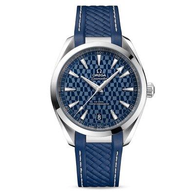 【玩錶交流】全新品 OMEGA Aqua Terra 2020東京奧運限量版 大海馬 52212412103001