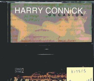 *真音樂* HARRY CONNICK JR / OCCASION 二手 K17515 (封面底破)