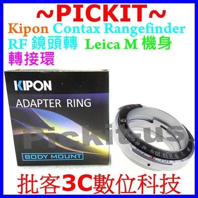 KIPON 老福至尊Prominent轉接環Voigtlander Nokton 50mm F1.5鏡頭轉LEICA M