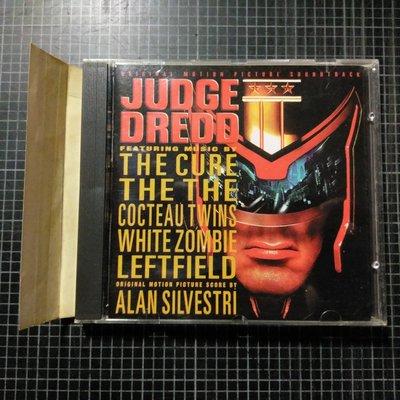 ※藏樂小舖※ (影劇CD) Judge Dredd超時空戰警~電影原聲帶 (附側標)