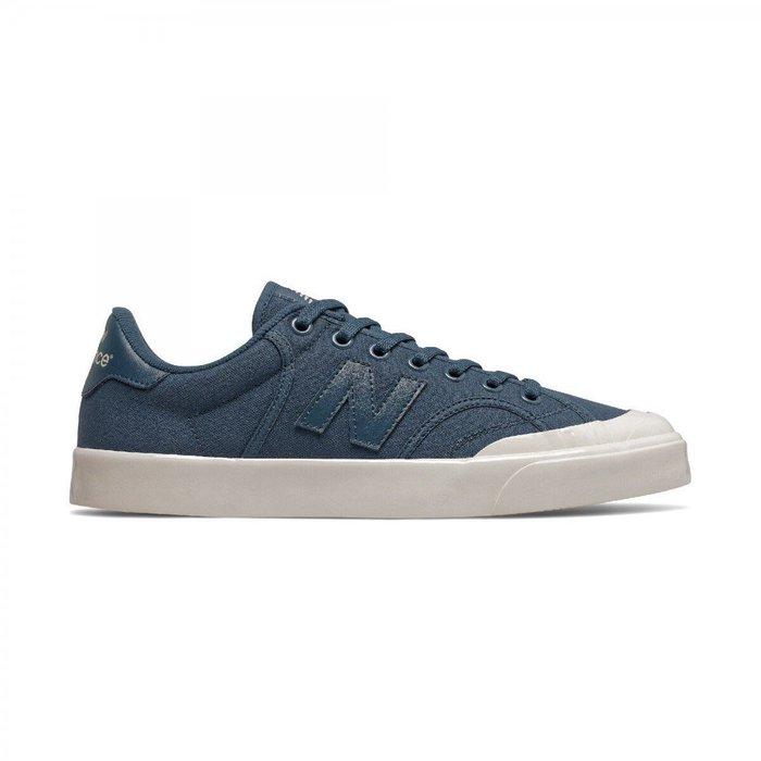 ➕S.P➕ 男女鞋 NEW BALANCE 帆布鞋 復古 基本款 深藍色 PROCTSEL