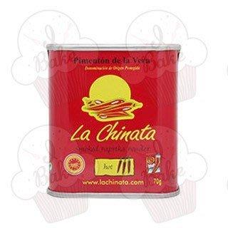 *愛焙烘焙* La Chinata 西班牙紅椒粉-辣味 70g 新北市