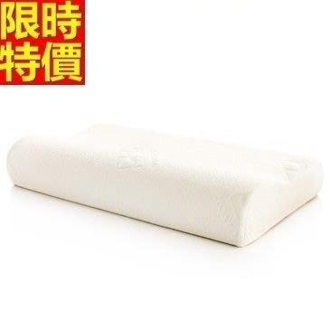 記憶枕-促進睡眠健康頸部太空記憶棉枕頭67b7[獨家進口][巴黎精品]
