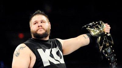 [美國瘋潮]正版 WWE Kevin Owens KO Fight Authentic Tee KO出擊經典衣服M號特價