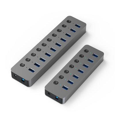 USB3.0 7 port HUB,多工HUB集線器,USB3.0延展器,USB充電器,Surface Pro HUB