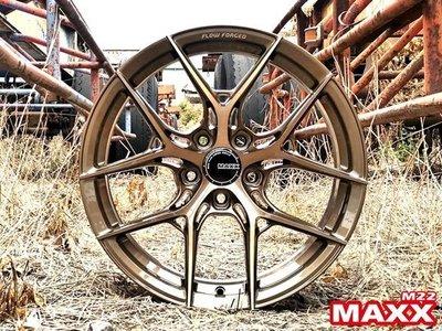 【廣明輪胎】泓越 MAXX M22 旋壓/旋鍛輕量化 18/19吋鋁圈 5/114.3 / 5112 / 5/108