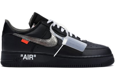 【美國鞋校】預購 Air Force 1 07 Virgil x MoMA (No Socks) AV5210-001