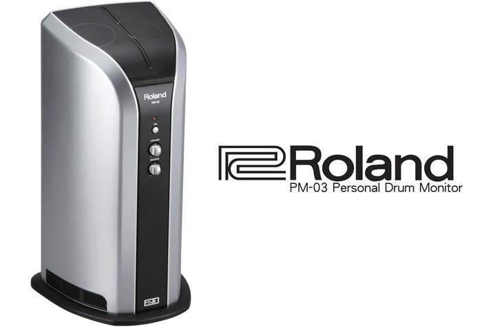 小叮噹的店- 電子鼓音箱 ROLAND PM-03 監聽音箱