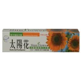 統一生機   太陽花草本牙膏 105g/條/ 3入