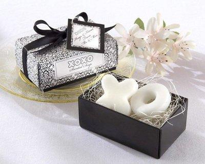 ☆命中注定☆擁抱和親吻xo香皂禮盒,婚禮小物,,歐美禮品