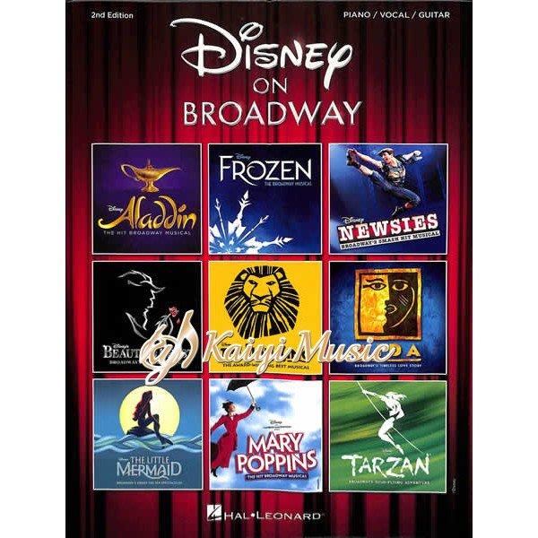 Kaiyi Music 【Kaiyi music】Disney on Broadway